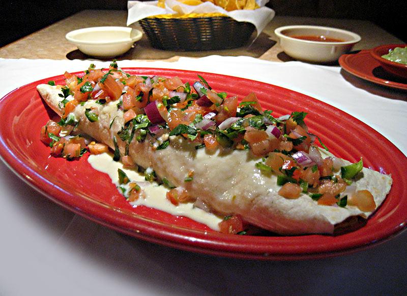 Burrito Primavera