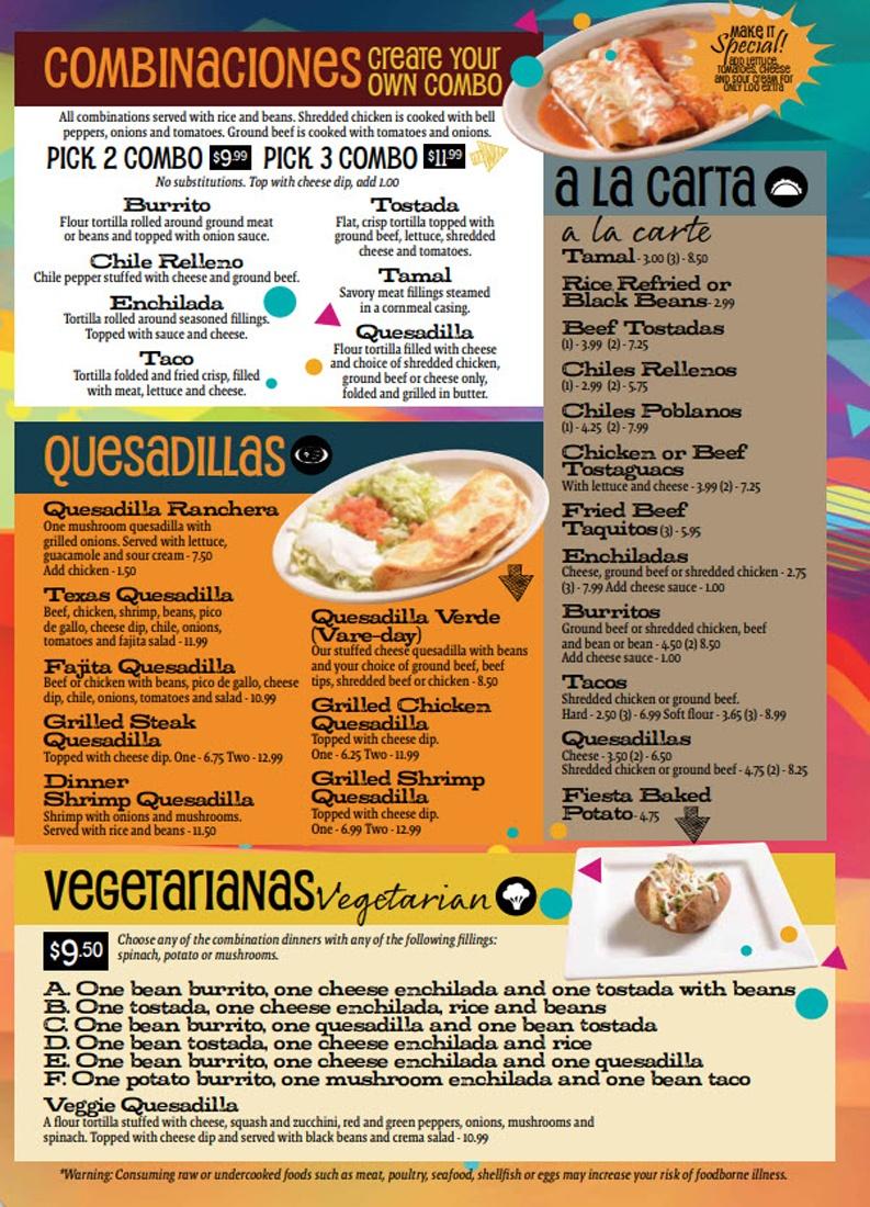Combinations Fiesta 09082020